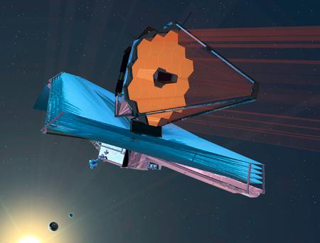 Image Univers Astronomie : Le JWST menacé