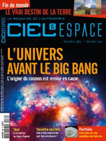 l'univers avant le big bang