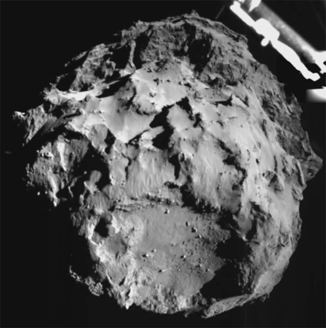 L'actualité de Rosetta - Page 2 Descente